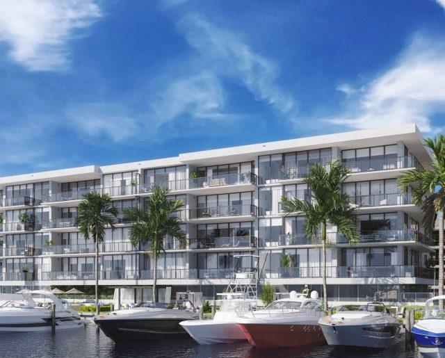 Luxury Waterfront Residences & Boat Slips!