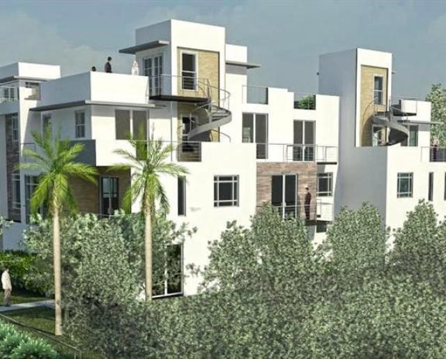 Contemporary Townhomes – Only Three Left!