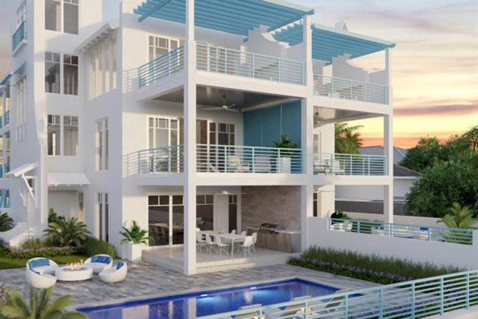 Seaside Villas 1