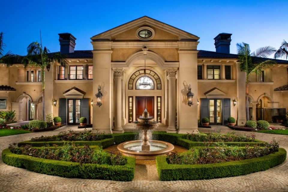 Burger Billionaire Serves Up L.A. Mansion With All the Works!
