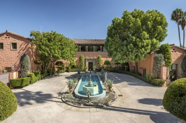 Historic Hearst Mansion Back On Market At Reduced Price!