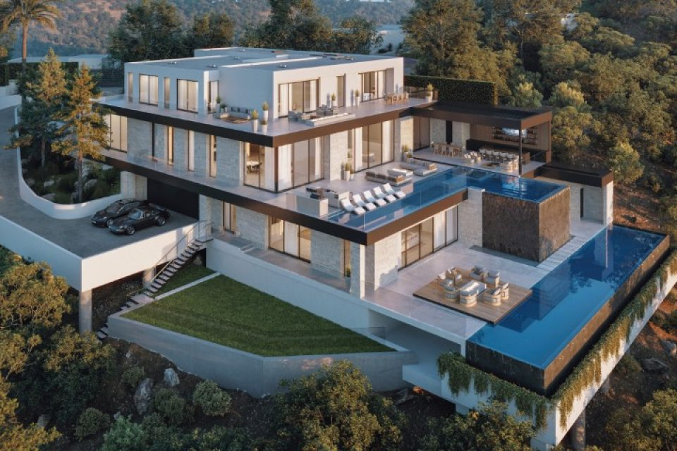 It's 'Elementi' In Beverly Hills – It's the Views!