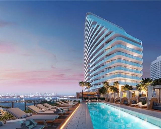 Four Seasons Hotel Residences Fort Lauderdale!
