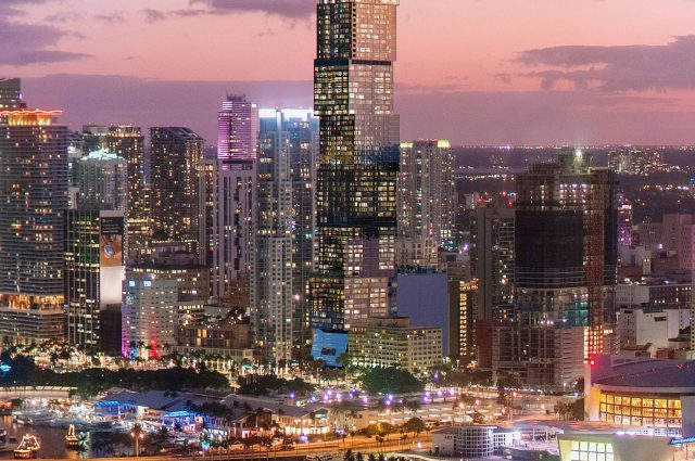 Waldorf Astoria Residences Miami!