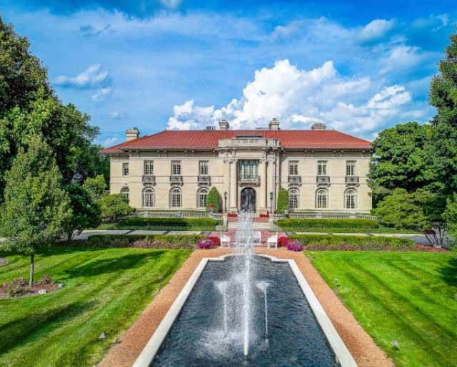 Exquisite Milwaukee Beer Mansion For Sale!