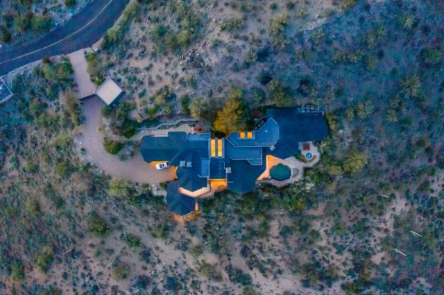 Steven Seagal's Bulletproof Home For Sale!