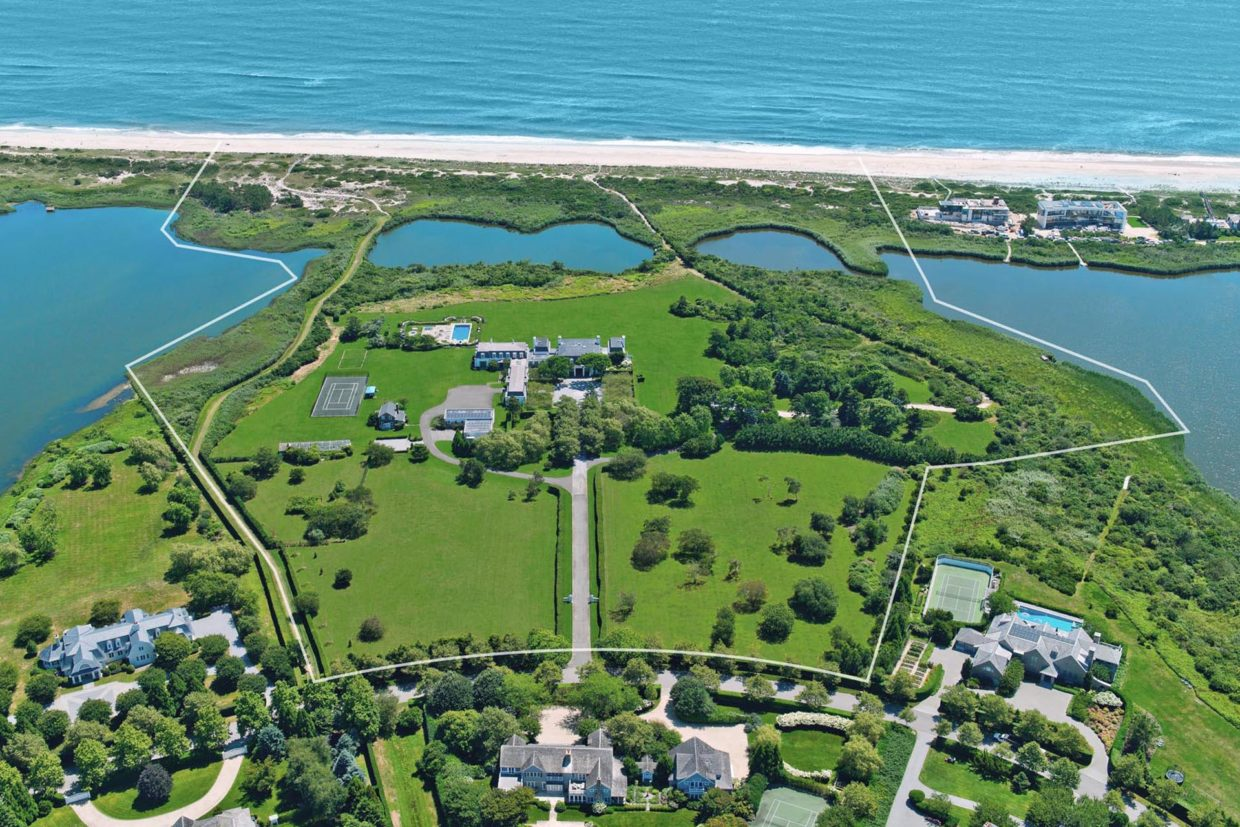 Former Ford Automobile Family Estate Sells Big In Hamptons!