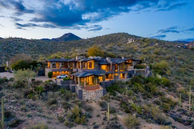 Steven Seagal's Bulletproof Home For Sale!