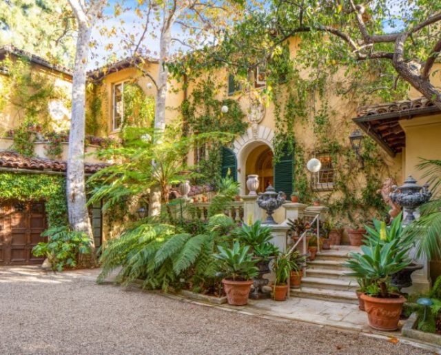 Bel Air's Prettiest Estate – Home of Yvette Mimieux!