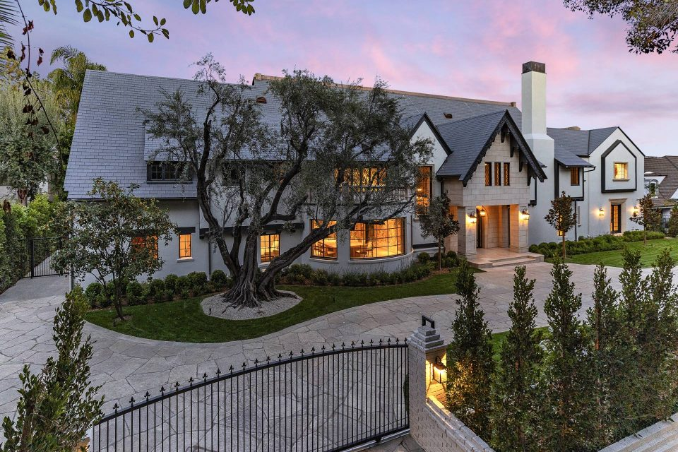 The Edward G. Robinson Mansion!